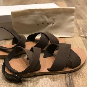 1c38cf423979 KYMA Shoes - KYMA Patmos Sandals